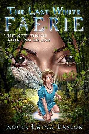 Book Cover: The Return of Morgan le Fay